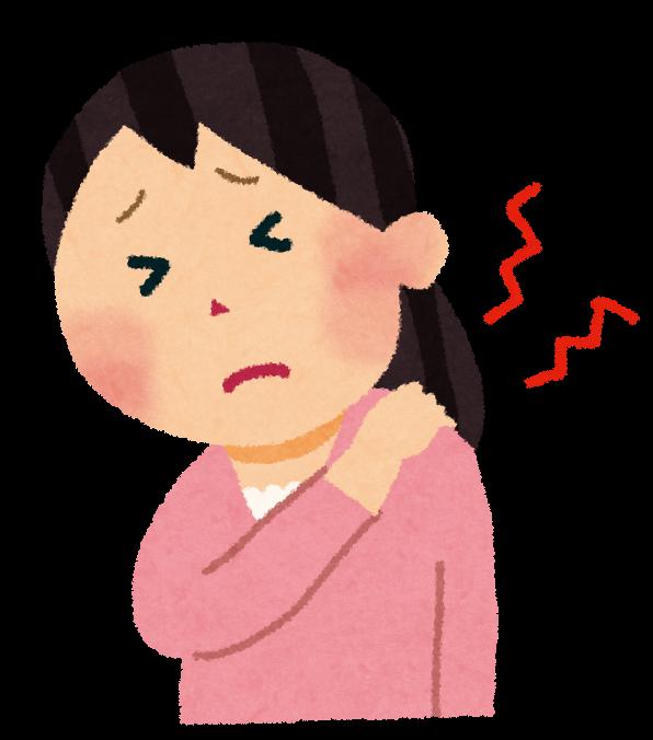 肩こり・首痛|静岡市葵区のしま接骨院・整体院