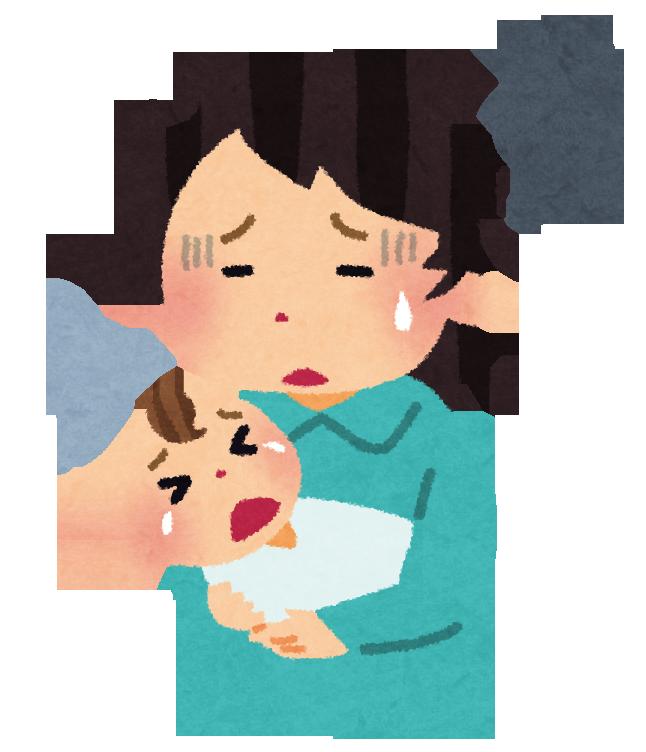 産後の身体の負担|静岡市葵区