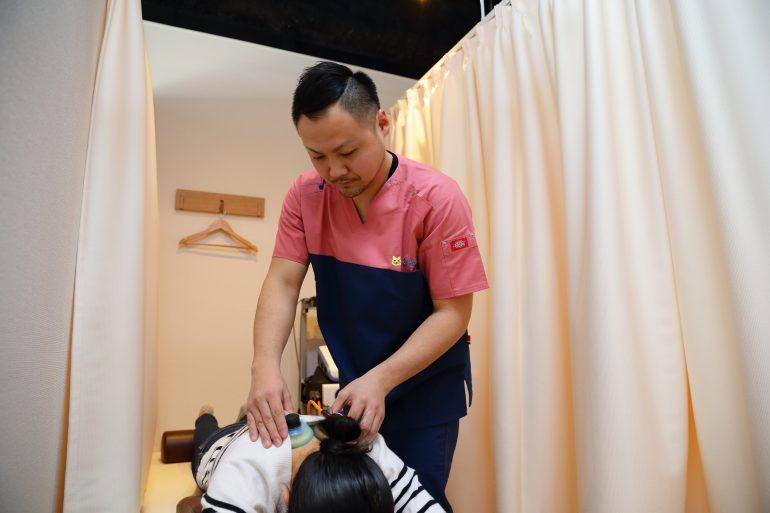 首の治療|静岡市葵区