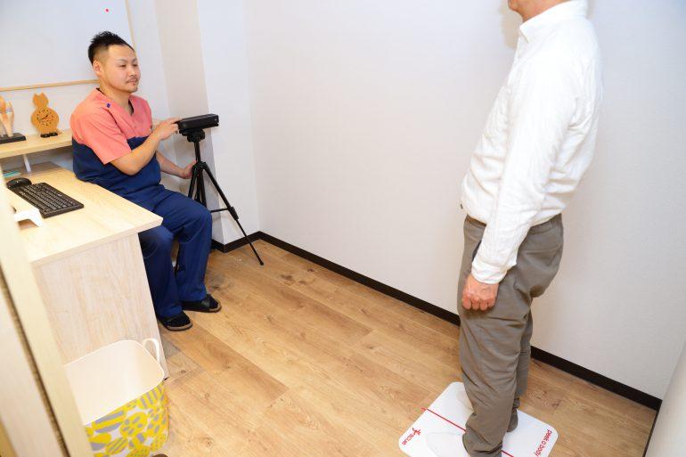 膝の痛みの検査