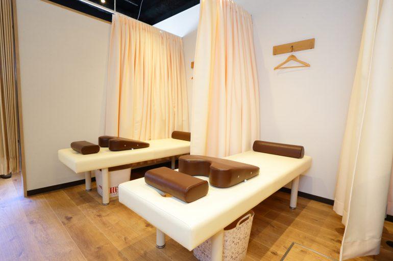 診療室|静岡市葵区のしま接骨院