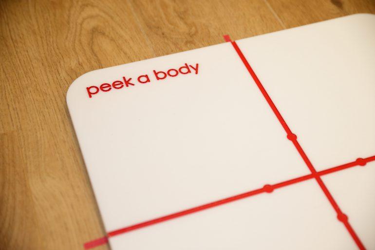 姿勢分析(peek a body)|静岡市葵区