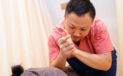 保険適用|静岡市葵区しま接骨院・整体院