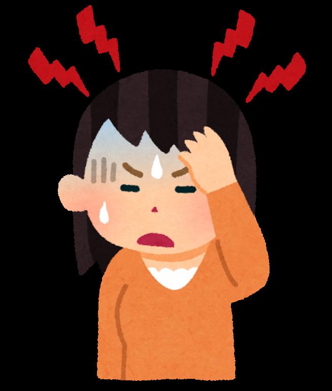 頭痛|静岡市葵区